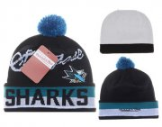 Wholesale Cheap San Jose Sharks Beanies YD001