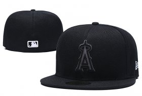 Wholesale Cheap Los Angeles Angels fitted hats 03