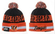 Wholesale Cheap Cincinnati Bengals Beanies YD001