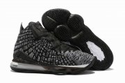Wholesale Cheap Nike Lebron James 17 Air Cushion Shoes Oreo