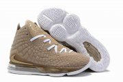 Wholesale Cheap Nike Lebron James 17 Air Cushion Shoes Khaki