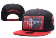 Wholesale Cheap NBA Houston Rockets Snapback Ajustable Cap Hat XDF 005