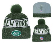Wholesale Cheap New York Jets Beanies Hat YD 18-09-19-01