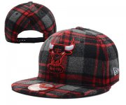 Wholesale Cheap NBA Chicago Bulls Snapback Ajustable Cap Hat YD 03-13_58