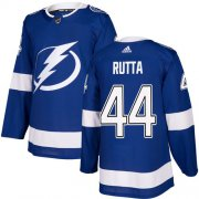 Cheap Adidas Lightning #44 Jan Rutta Blue Home Authentic Stitched NHL Jersey