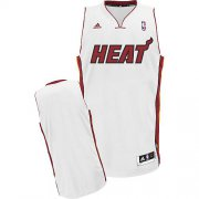 Wholesale Cheap Miami Heat Blank White Swingman Jersey