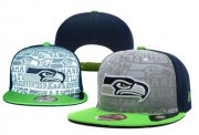 Wholesale Cheap Seattle Seahawks Snapbacks YD013
