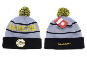 Wholesale Cheap Los Angeles Lakers Beanies YD009