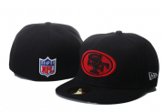 Wholesale Cheap San Francisco 49ers fitted hats12