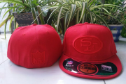 Wholesale Cheap San Francisco 49ers fitted hats14