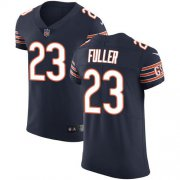 Wholesale Cheap Nike Bears #23 Kyle Fuller Navy Blue Team Color Men's Stitched NFL Vapor Untouchable Elite Jersey
