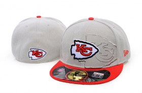 Wholesale Cheap Kansas City Chiefs fitted hats 14