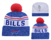 Wholesale Cheap NFL Buffalo Bills Logo Stitched Knit Beanies 013