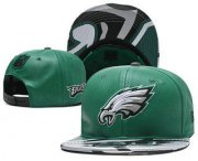 Wholesale Cheap Philadelphia Eagles Snapback Ajustable Cap Hat YD