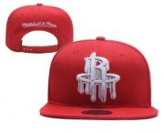 Wholesale Cheap Houston Rockets Snapback Ajustable Cap Hat