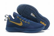 Wholesale Cheap Nike Lebron James Witness 3 Shoes Navy Gold