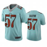 Wholesale Cheap Seattle Seahawks #57 Cody Barton Light Blue Vapor Limited City Edition NFL Jersey