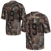 Wholesale Cheap Nike Browns #19 Bernie Kosar Camo Men's Stitched NFL Realtree Elite Jersey