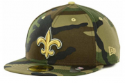 Wholesale Cheap New Orleans Saints fitted hats 07