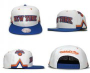 Wholesale Cheap NBA New York Knicks Adjustable Snapback Cap SJ38982