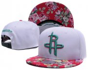 Wholesale Cheap NBA Houston Rockets Snapback Ajustable Cap Hat XDF 027