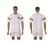 Wholesale Cheap Santos Blank White Home Soccer Club Jersey