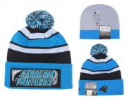 Wholesale Cheap Carolina Panthers Beanies YD006