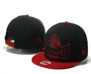 Wholesale Cheap Chicago Blackhawks Snapback Ajustable Cap Hat GS 2