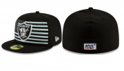 Wholesale Cheap Las Vegas Raiders fitted hats 15