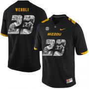 Wholesale Cheap Missouri Tigers 23 Roger Wehrli Black Nike Fashion College Football Jersey