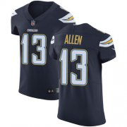 Wholesale Cheap Nike Chargers #13 Keenan Allen Navy Blue Team Color Men's Stitched NFL Vapor Untouchable Elite Jersey