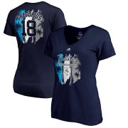 Wholesale Cheap Toronto Maple Leafs CCM Property Block Tri-Blend T-Shirt Gray