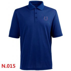 Wholesale Cheap Nike Indianapolis Colts 2014 Players Performance Polo Blue