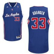 Wholesale Cheap Los Angeles Clippers #33 Danny Granger Revolution 30 Swingman Blue Jersey