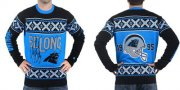 Wholesale Nike Panthers Men's Ugly Sweater