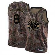 Wholesale Cheap Wizards #8 Rui Hachimura Camo Basketball Swingman Realtree Collection Jersey