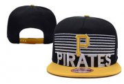Wholesale Cheap MLB Pittsburgh Pirates Snapback_18175