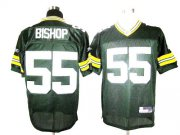 Wholesale Cheap Packers #55 Desmond Bishop Green Stitched NFL Jersey