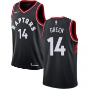 Wholesale Cheap Nike Raptors #14 Danny Green Black NBA Swingman Statement Edition Jersey