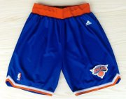 Wholesale Cheap New York Knicks Blue Short