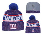 Wholesale Cheap New York Giants Beanies Hat YD 18-09-19-01