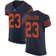 Wholesale Cheap Nike Bears #23 Kyle Fuller Navy Blue Alternate Men's Stitched NFL Vapor Untouchable Elite Jersey