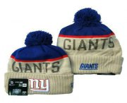 Wholesale Cheap New York Giants Beanies Hat YD 20-11