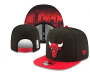 Wholesale Cheap Chicago Bulls Snapback Snapback Ajustable Cap Hat YD 7