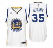 Cheap Youth Golden State Warriors Kevin Durant White Swingman #35 Player Adidas Home Jersey