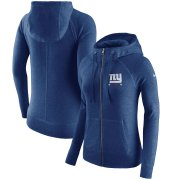 Wholesale Cheap Chicago Bears G-III Sports by Carl Banks Perfect Season Full-Zip Hoodie Navy