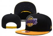 Wholesale Cheap NBA Los Angeles Lakers Snapback Ajustable Cap Hat XDF 031