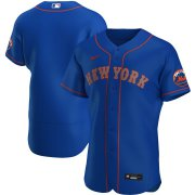 Wholesale Cheap New York Mets Men's Nike Royal Alternate 2020 Authentic Team MLBJersey