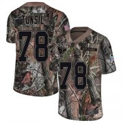Wholesale Cheap Nike Texans #78 Laremy Tunsil Camo Men's Stitched NFL Limited Rush Realtree Jersey