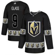 Wholesale Cheap Adidas Golden Knights #9 Cody Glass Black Authentic Team Logo Fashion Stitched NHL Jersey